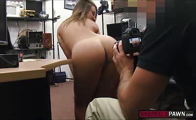 Hardcore sex with Layla London
