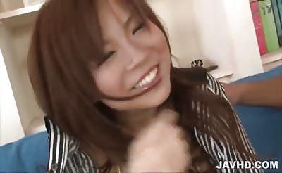 JavHD - Konatsu Aozona