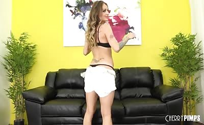 Natasha Loves Getting Bent Over and Fucked For You