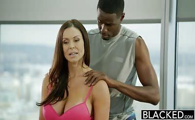 BLACKED Kendra Lust Loves Huge BBC