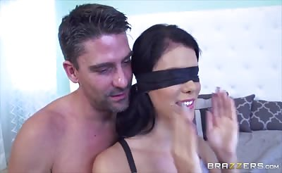 Brazzers Peta Jensen Fucks Two Guys