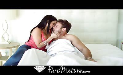 PureMature - Big Tits Eager Ass