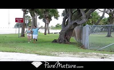 PureMature - Afternoon Jog
