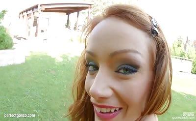 GiveMePink hottie Sophie Lynx masturbating until orgasm at home