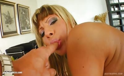 Ass Traffic - Sandra Parker get her ass fucked hard
