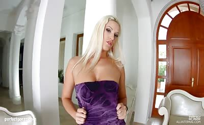Allinternal Hot blonde gives a nice blowjob and gets a nice pounding in her ass by a huge cock