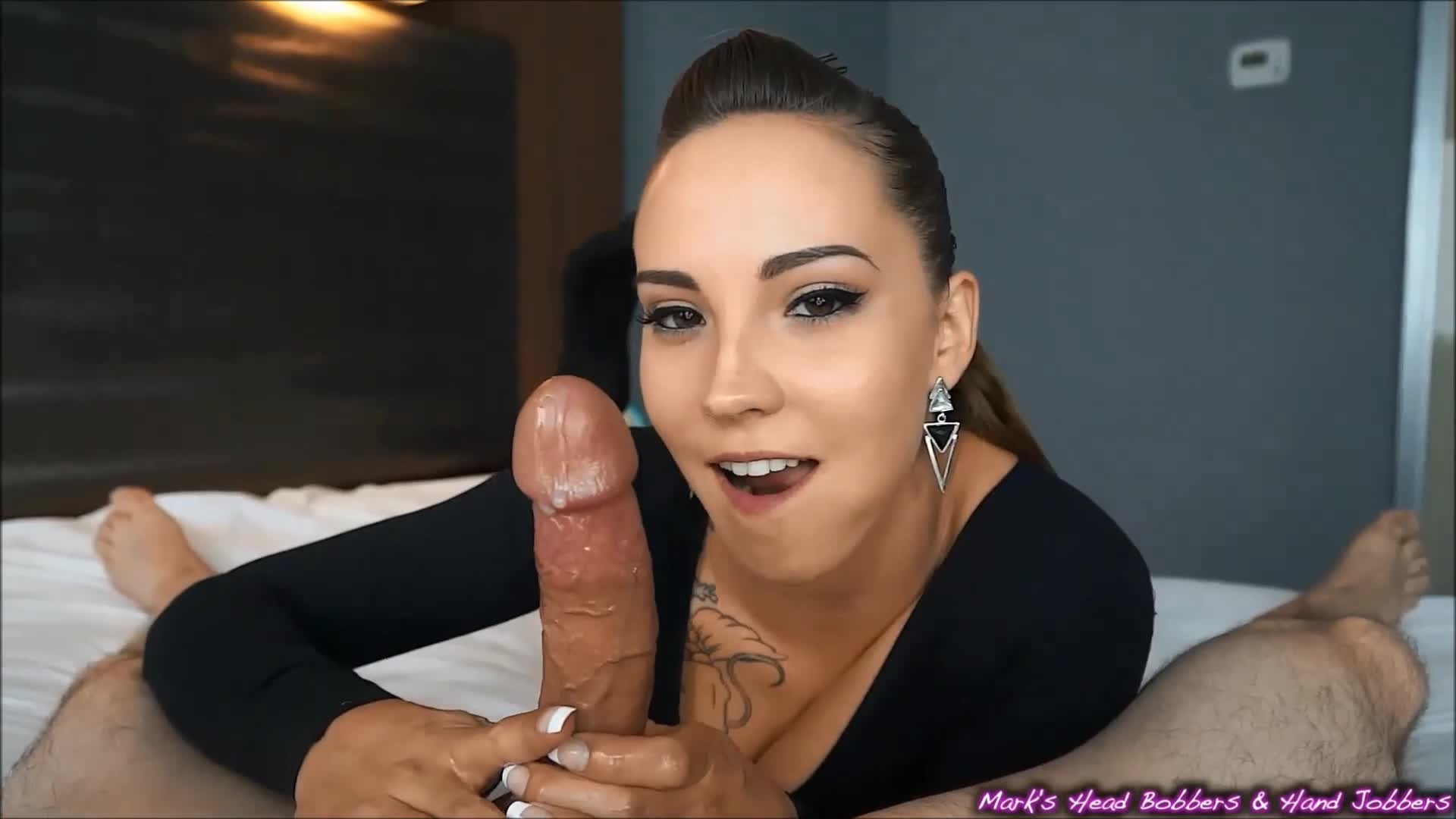 Edging Blowjob Huge Cumshot