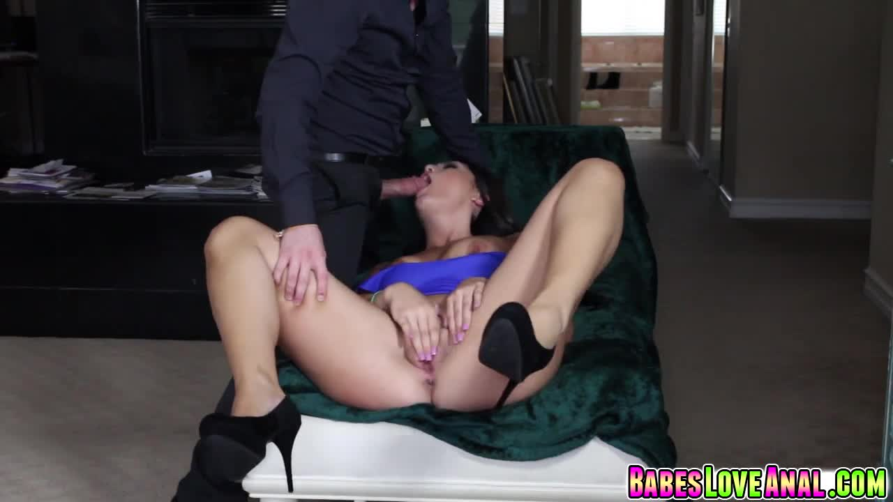 August ames nude pics