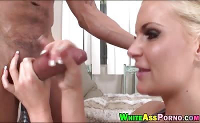 Bubble butt whore Phoenix Marie rammed hard by massive cock