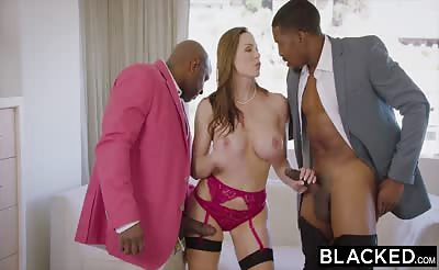 BLACKED Kendra Lust Cheats On Hubby And Loves It
