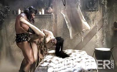 HUSTLER Asphyxia Nior, This Ain''t Conan the Barbarian XXX