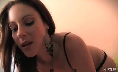 HUSTLER Lesbian Ass Worship
