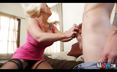Horny Mom Fucks Her Son's Friend Alura 'TNT' Jenson