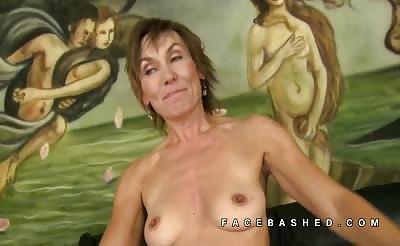 Lillian Tesh older woman rough sex fun