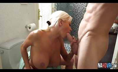 Super Hot MILF Nikita Von James