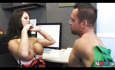 Hot Office Sex Peta Jensen