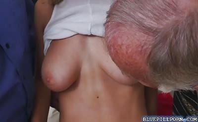 Molly Mae gave Duke a steaming deep throat blowjob