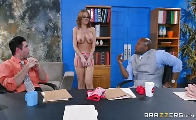 Brazzers Britney Amber Gang Banged