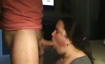 Cum thirst my BBW wife Hannah