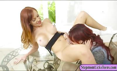 Hot women Dani Jensen and Skyla Novea fondling and fingering