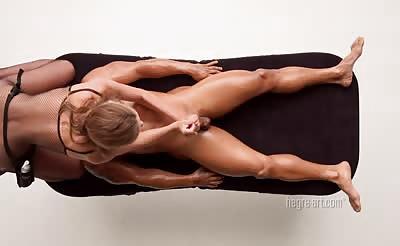 The Ultimate Penis Massage - Charlotta