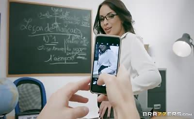 Brazzers Anissa Kate Loves Anal