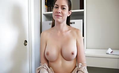 Ashley Alban Desperate for a Job POV