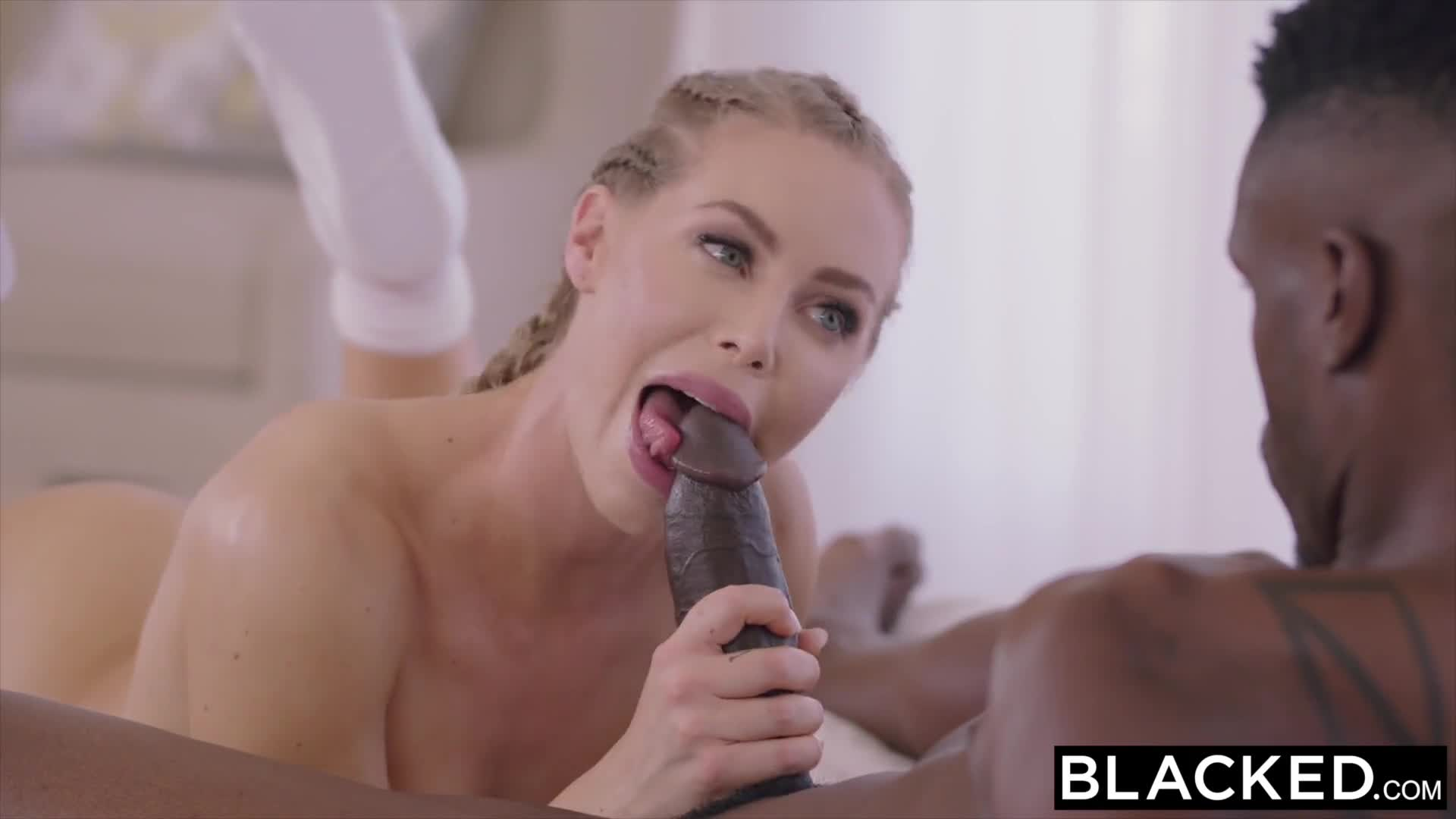 Nicole aniston black cock