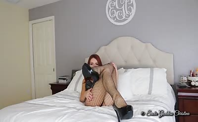Erotic Goddess JOI - Lick it up