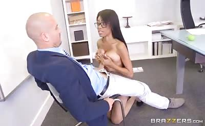 Brittney White My Naked Boss
