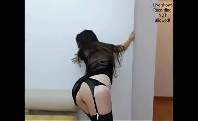Chaturbate - Wolf and Fish - Cum in Mouth