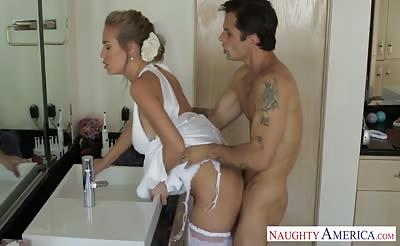 Sexy Nicole Aniston Wedding Fuck