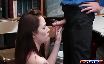Teens Jojo and Rylee shared with the cops cock