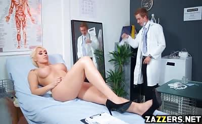 Christina seeks the help of Dr. Danny