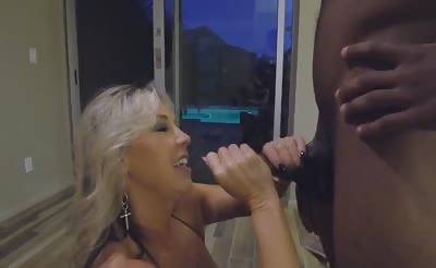 Wifey Fucks Young Stud