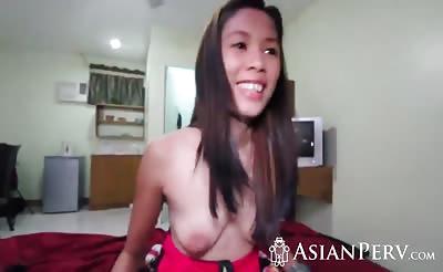 Cute Asian Amateur Kiana Getting Fucked