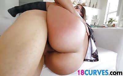 Hot PAWG Kelsi Monroe Is Horny