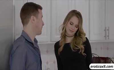Lovely Jillian Janson gets an intense ass pounding