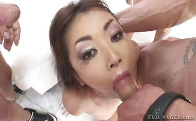 Asian Fuck Faces #02