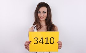 CZECH CASTING - First ANAL session Adela (3410)