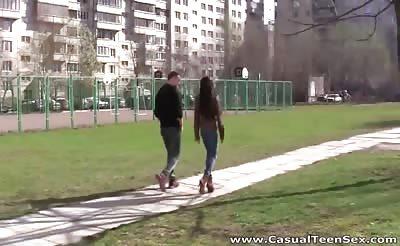 A shocking sex proposal