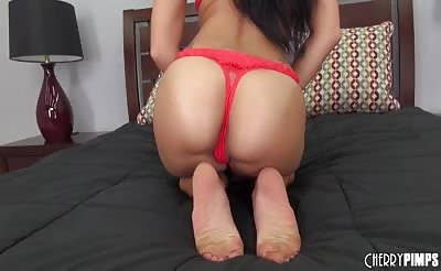 Exotic Mia Austin Solo