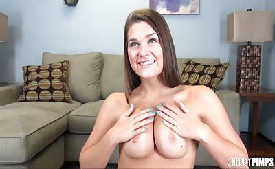 Abby Cross Fucking her Pussy LIVE